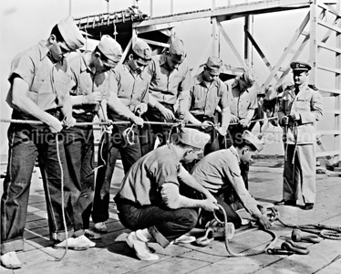 San Mateo Merchant Marine training c. 1943