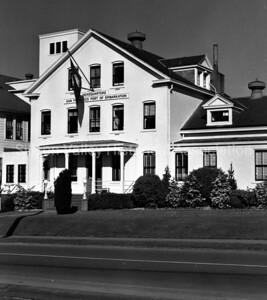 San Francisco Port of Embarkation Headquarters c. 1948