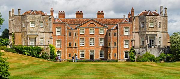 Historic Home Mottisfont Abbey