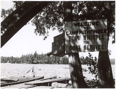 For decades, rail service was the only way to reach Source Lake.