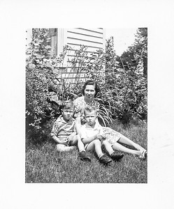 Joe and Chuck Schmadeke c1943