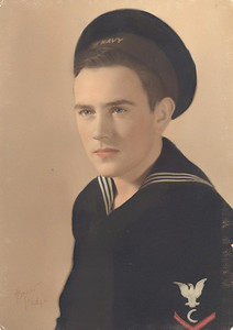 Herb Sears Navy Photo