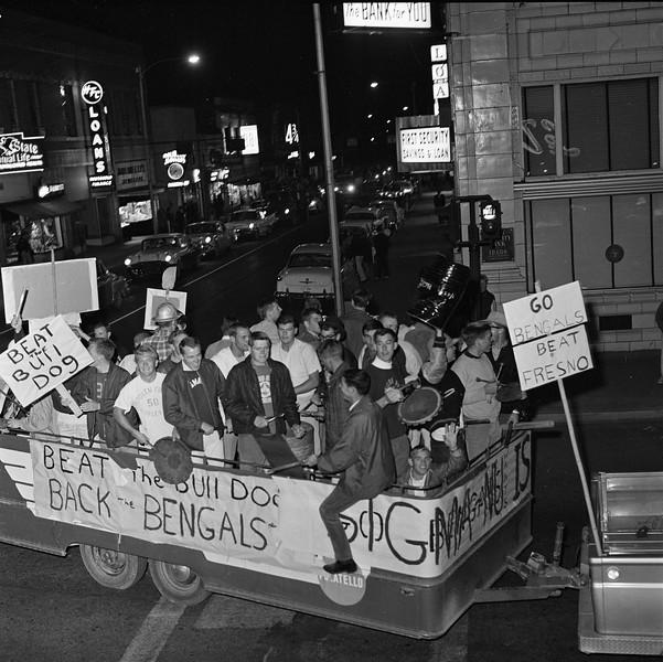1964 Homecoming Parade