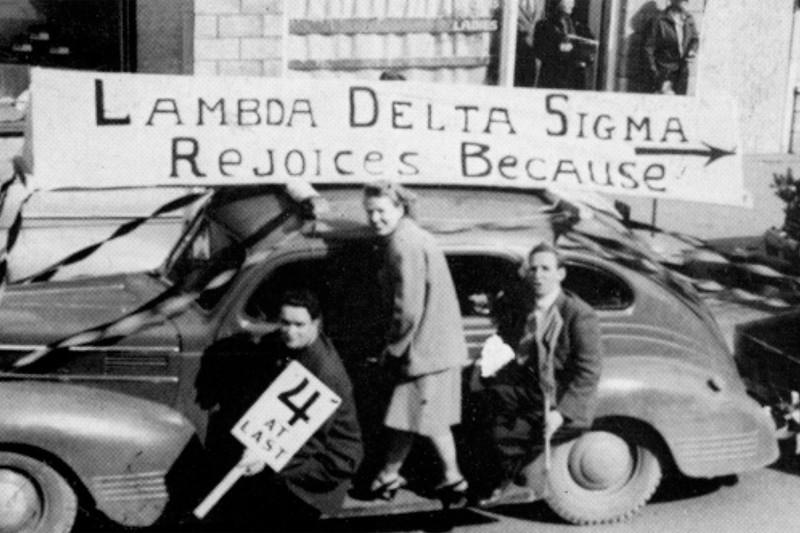 1947 Homecoming