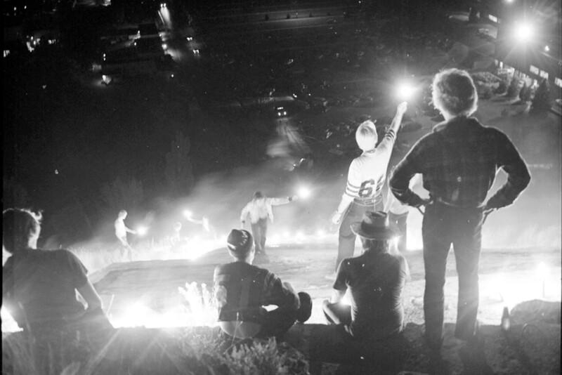 1979 Lighting the I