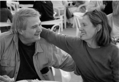 Gill and Kristen Dennis.