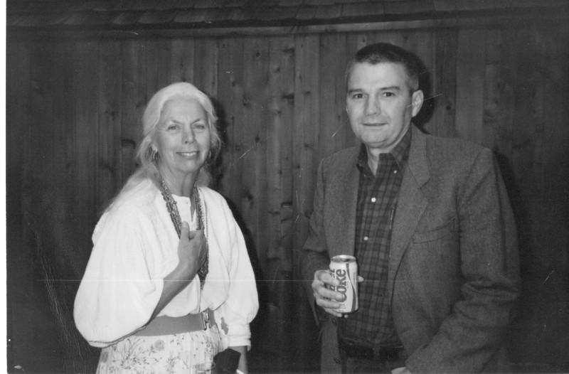 Barbara Hall, Gill Dennis.