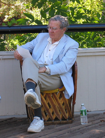 Galway Kinnell - 2004
