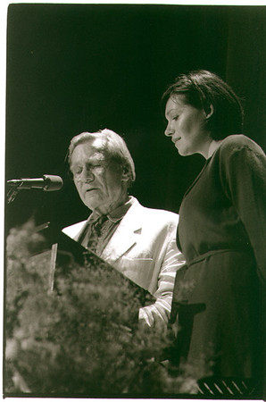2002 - Galway Kinnell Benefit Poetry Reading in San Francisco
