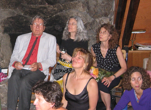 Galway Kinnell,  Sharon Olds, Brenda Hillman - 2005 At the Hall House