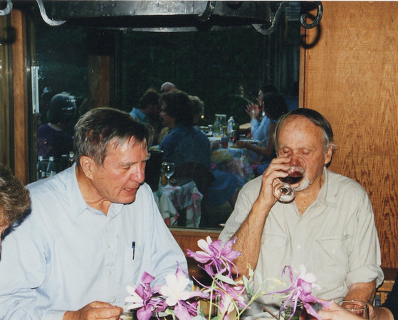Galway Kinnel and Oakley Hall 1995
