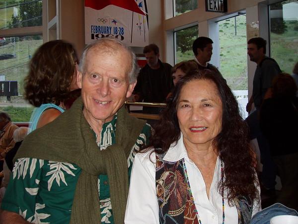 Jame D. Houston & Jeanne Wakatsuki Houston