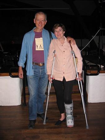 James D. Houston and Ann Close