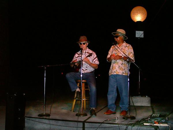 Jim Houston & Al Young