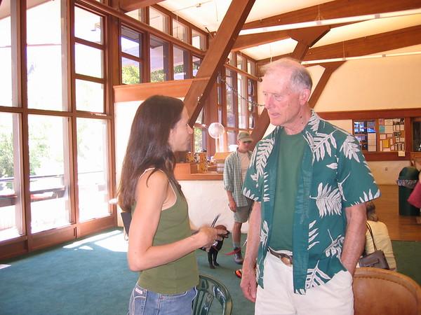 Elizabeth Kadetsky and James D. Houston