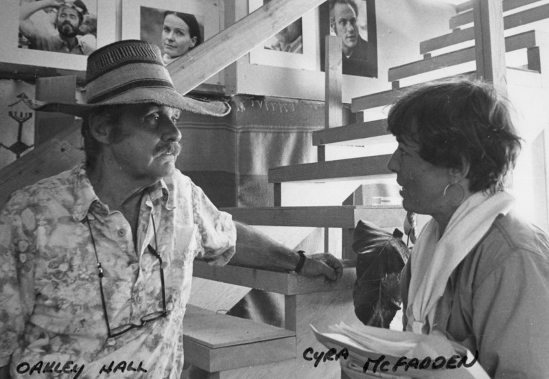 Oakley Hall, Cyra McFaddden. 1976.