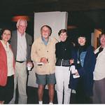 Lynn Freed, Blair Fuller, Oakley Hall, Ann Close, Amy Tan, Judith Rascoe.