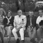 Kristina Ford, Kristen Dennis, Oakley Hall, Gill Dennis, Richard Ford.