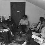 Workshop: Oakley Hall, Gardner Mein. [photo credit: Barbara Hall]