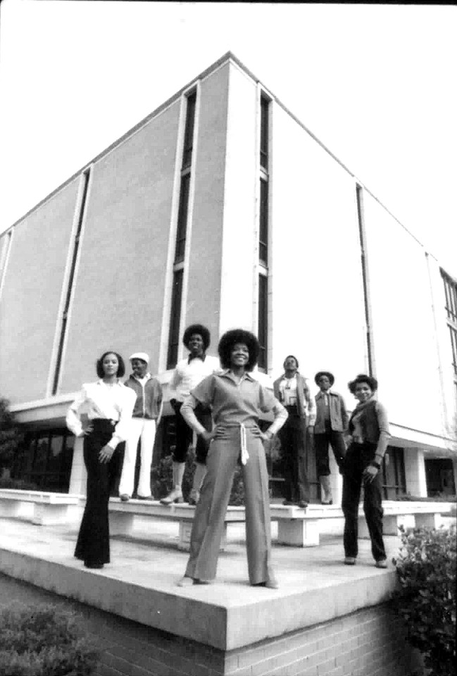 In February 1978, the University of West Florida hosted Black Festival Week, and the UWF Black Student Union sponsored a fashion show as part of the week-long celebration of Black History and African-Americans