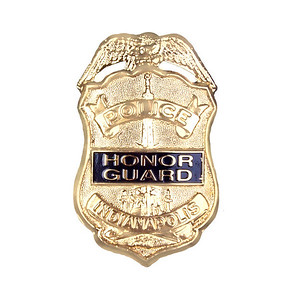 honor guard badge