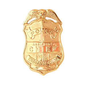 asst chief badge