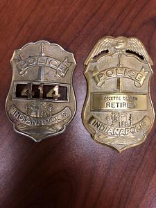 Cozette Osborn badges