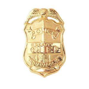 deputy chf badge