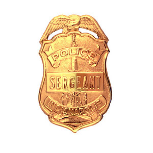 sergeants badge