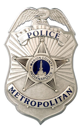IMPD Patrolman Badge Prototype