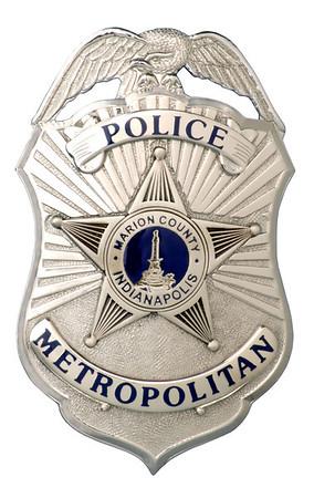 IMPD Patrolman Badge Prototype