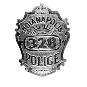 Victorian 328 badge