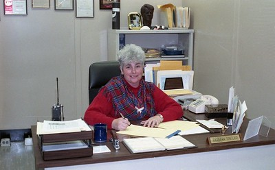 Barbara Sinclair 1989