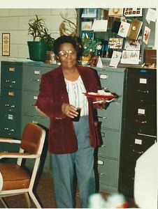 Civilian Lauretta Pearl Horton