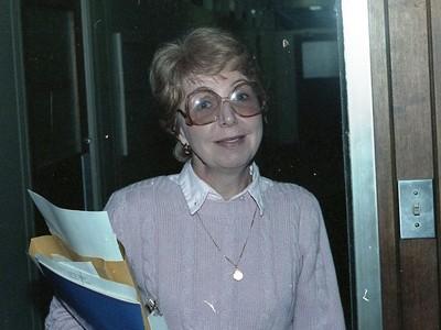 Civilian Annie Hamblin 1986