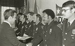 mayor-richard-lugar-gives-award-to-officer-robert-turner--jan-1--1975_20268170810_o