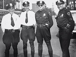 july-15-1947-four-ipd-traffic-officers-gerald-burns-on-left--carl-h-kull-on-right_19817074834_o
