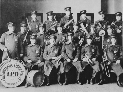 1900's IPD Band