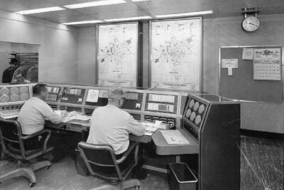 10-1962 Communications 2nd floor CCB