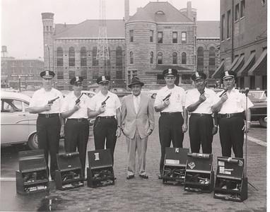 1957 IPD Pistol Team