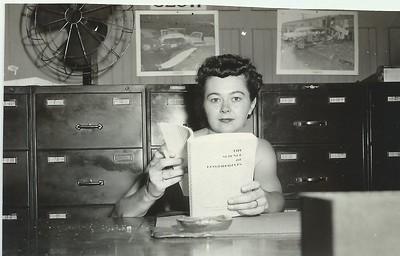 Ann Franklin in Ident