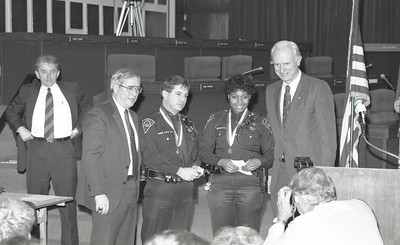 12-15-1988 Honor Awards unidentified