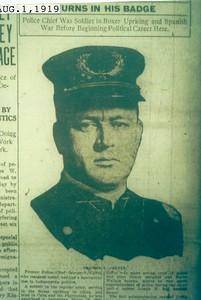 George V Coffin 8-1-1919