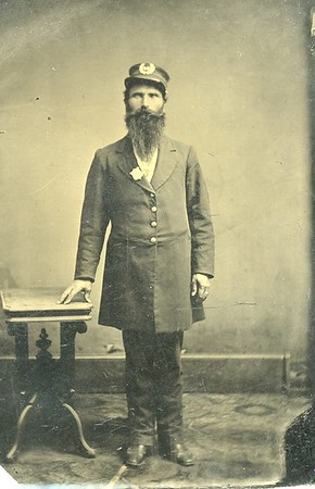 Michael Raftery full length 1870s
