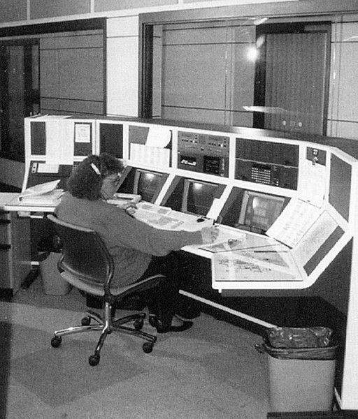 Modern Dispatch Console 1985