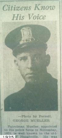 George Mueller 2-9-19252