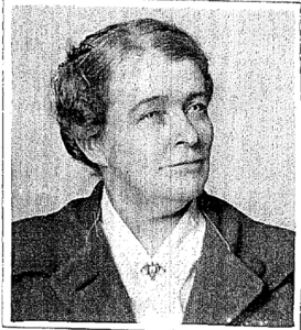 Anna Buck of IPD