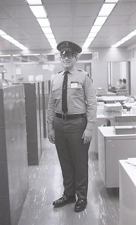 Cadet Michael Sherman 10-18-1967 2