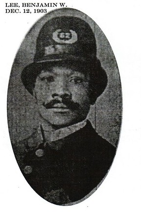 Benjamin W  Lee