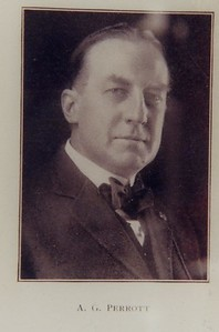 Albert G Perrott 1913 BL